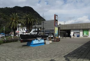 Izu Rapid Shimoda Station